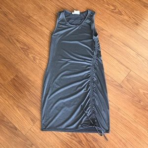 Athleta Drawstring Tank Dress